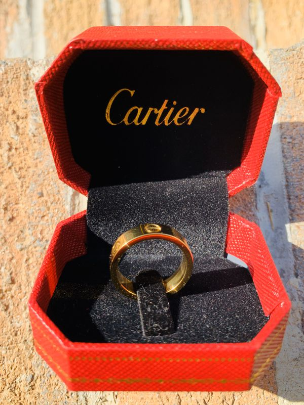 Cartier Love Ring sz. 7