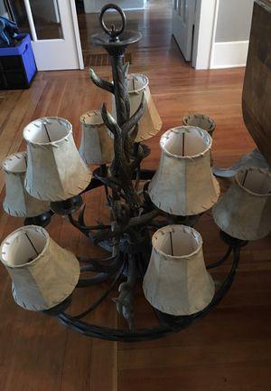 Rustic chandelier for Sale in Seattle, WA