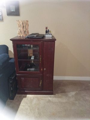 Media cabinet for Sale in West Palm Beach, FL