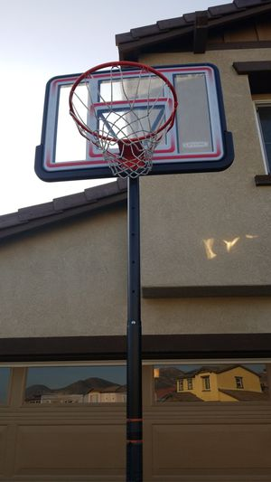 Basketball hoop and base for Sale in Lake Elsinore, CA
