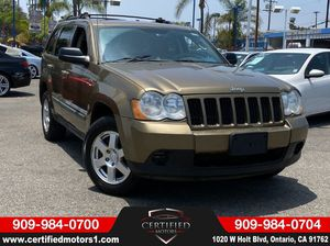 2009 Jeep Grand Cherokee for Sale in Ontario, CA