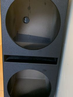 """BRAND NEW SUBWOOFER BOX 15"""" for Sale in Perth Amboy,  NJ"""
