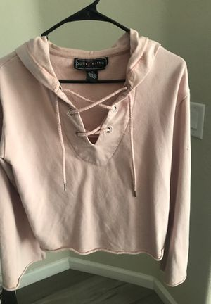 light pink sweater for Sale in Las Vegas, NV