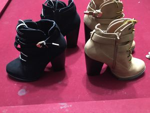 HELL BOOTS $10 EACH for Sale in Oakland, CA