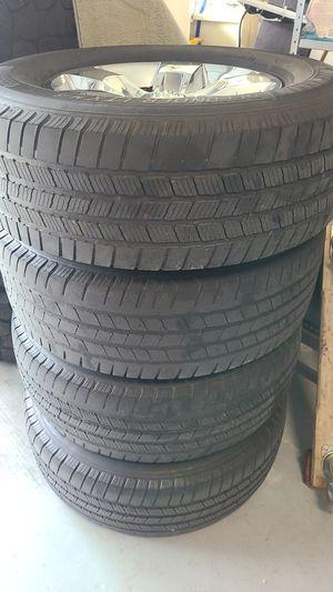 Ram 1500 rims and tires for Sale in Deltona, FL
