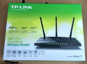 TP-Link AC1750 Smart WiFi Router Used Like a New: $55 for Sale in Troy, MI