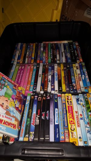 DVD collection for Sale in Los Angeles, CA