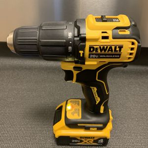 "DeWalt Brand New 20V 1/2"" Hammer Drill/Driver (TOOL ONLY) for Sale in San Diego, CA"