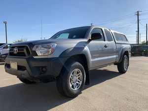 2015 Toyota Tacoma 2.7L PRERUNNER EXTENDED CAB for Sale in Dallas, TX