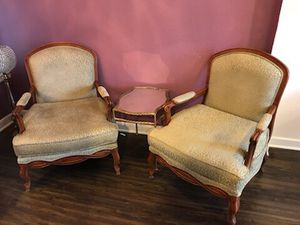 Antique Chairs (2) for Sale in Coppell, TX