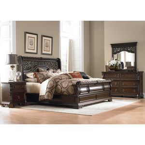 Queen size bedroom set for Sale in Wixom, MI