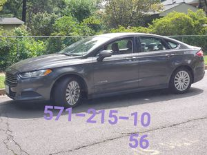 Ford Fusion (2015)one*ower for Sale in Dulles, VA