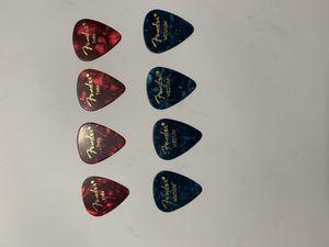 Fender guitar pics for Sale in San Jose, CA