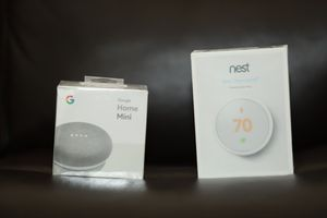 Brand new Nest E with Google hub for Sale in Falls Church, VA