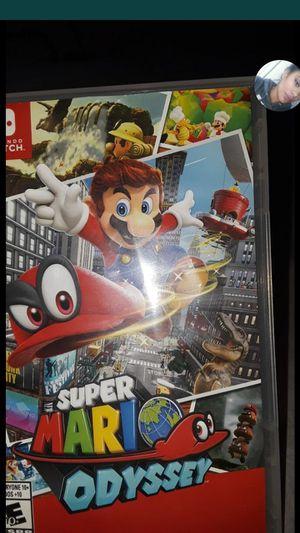Trade for mario Market 2 , Yoshi's crafted world , New Super Mario Bros U Deluxe or Mario party for Sale in Las Vegas, NV