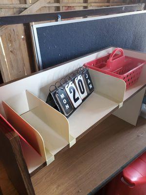 Desktop organizer shelf for Sale in Temple, TX