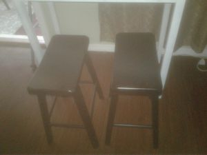 Bar stools have 3 for Sale in Orlando, FL