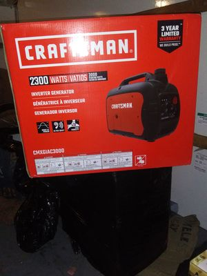 Craftsman 2300 watts generator for Sale in Portland, OR