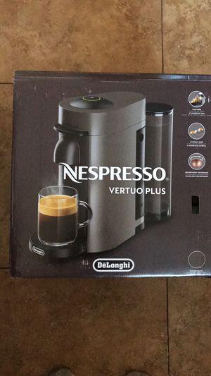 Brand new in box Nespresso Espresso coffee maker for Sale in Corona, CA
