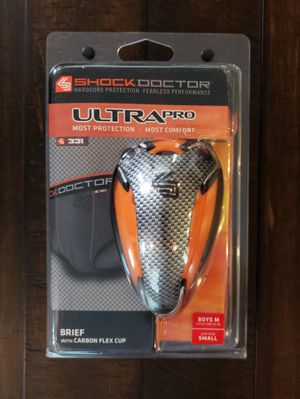 Boys Shock Doctor Ultra Pro Brief with Cup for Sale in Puyallup, WA