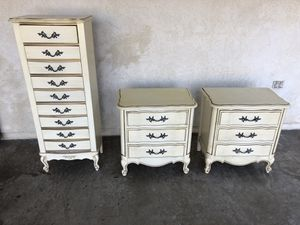 Gold 3 Bedroom Set for Sale in San Diego, CA