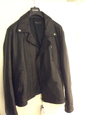 Leather jacket (lamb) size xl for Sale in Los Angeles, CA