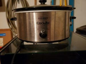 Crock Pot. for Sale in Humble, TX