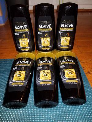 6 loreal elvive total repair 5 for Sale in MD, US