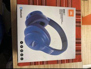 Bluetooth headphones JBL e55BT for Sale in San Bernardino, CA
