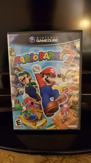 Mario Party 7 for Sale in Bostonia, CA