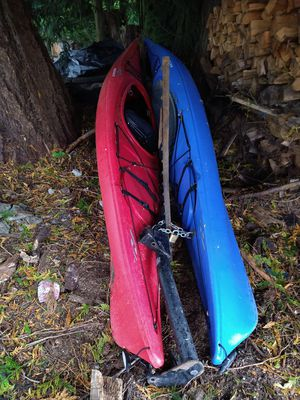 Nice top of the line kayaks for Sale in Poulsbo, WA
