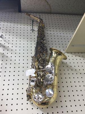Selmer alto saxophone with case AS400 for Sale in Pasadena, TX