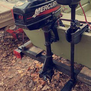 Mercury 2.5 Hp Outboard Motor for Sale in Dallas, GA