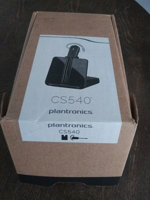 Plantronics CS540 wireless headset new baytown location for Sale in OLD RVR-WNFRE, TX
