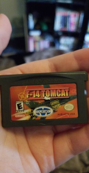 Used, F-14 Tomcat Gameboy Advance Nintendo for Sale for sale  Corona, CA