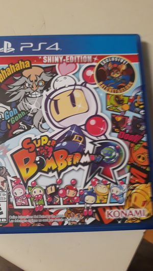 Super Bomberman R for Sale in Atlanta, GA