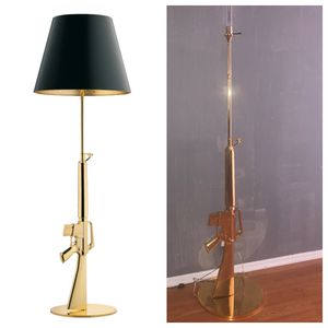 Phillipe Starck Flos 18K Gold Floor Lamp ... Shade Needed . Letting Go For A Steal for Sale in Los Angeles, CA