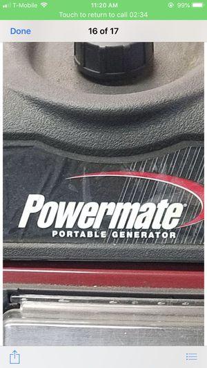Powermate generator 5700 for Sale in Bear Creek Village, PA