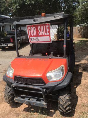 Kubota x900 4x4 diesel for Sale in Kennesaw, GA
