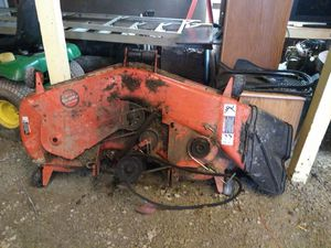 Heavy duty mower deck for Sale in Newark, OH