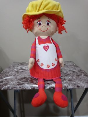 """18"""" Little Miss Muffin Doll 2011 for Sale in West Valley City, UT"""