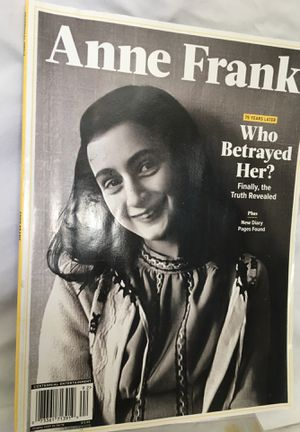 Anne Frank: 75 Years Later: Who Betrayed Her 2019 for Sale in Washington, DC