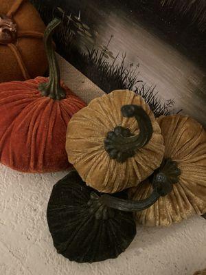 Felt Pumpkin Set for Sale in Gilbert, AZ