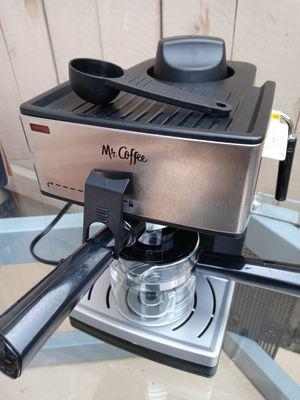 Mr. Coffee Steam Espresso and Cappuccino Maker for Sale in Fullerton, CA