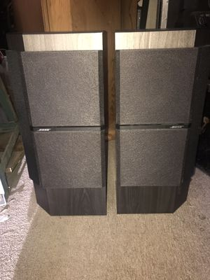 Bose 4001 Stereo Speakers for Sale in Dallas, TX