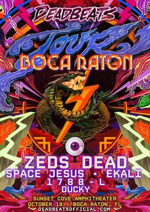 2 Deadbeats Tour Tickets! for Sale in Miami, FL