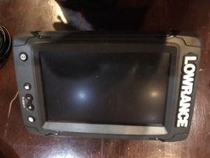 GPS Motor Guide Xi5 Sonar w/ Lowrance Elite-7 Ti for Sale in Grand Prairie, TX