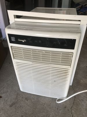 Kenmore elite window ac air conditioner with the remote control for Sale in Philadelphia, PA
