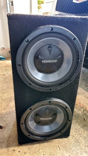 subwoofer for Sale in Kent, WA