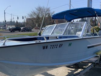 1985 Starcraft Open Bow Fish/crusier for Sale in Sherwood,  OR